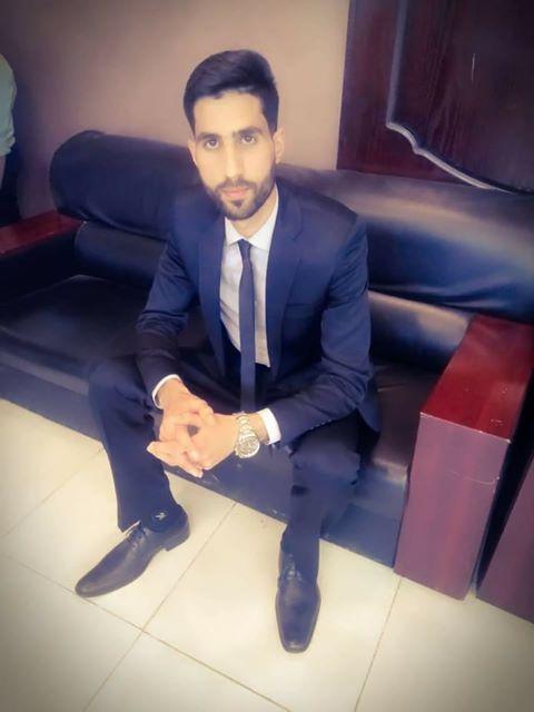 محمد عثمان غيظان  ..  مبارك الماجستير