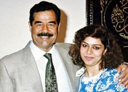 رغد صدام حسين : هذا ما حدث للعرب بعد وفاة والدي