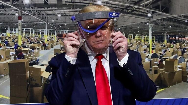 ترامب يهدد بنقل مقر مؤتمر الحزب الجمهوري بسبب قيود كورونا