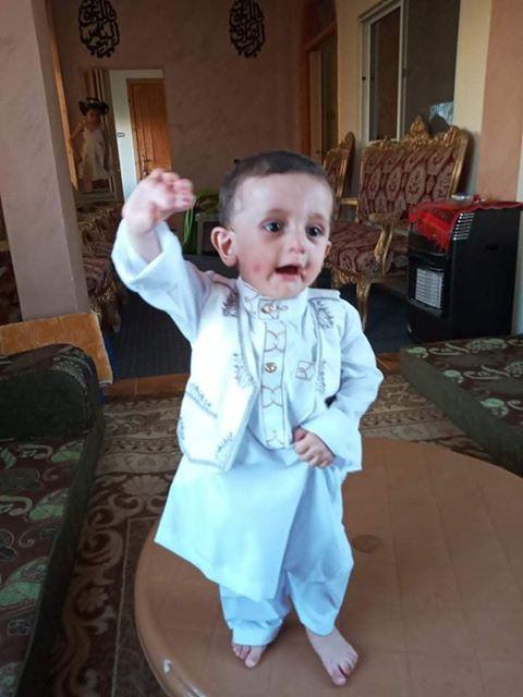 فارس ليث العدوان  ..  عيد ميلاد سعيد