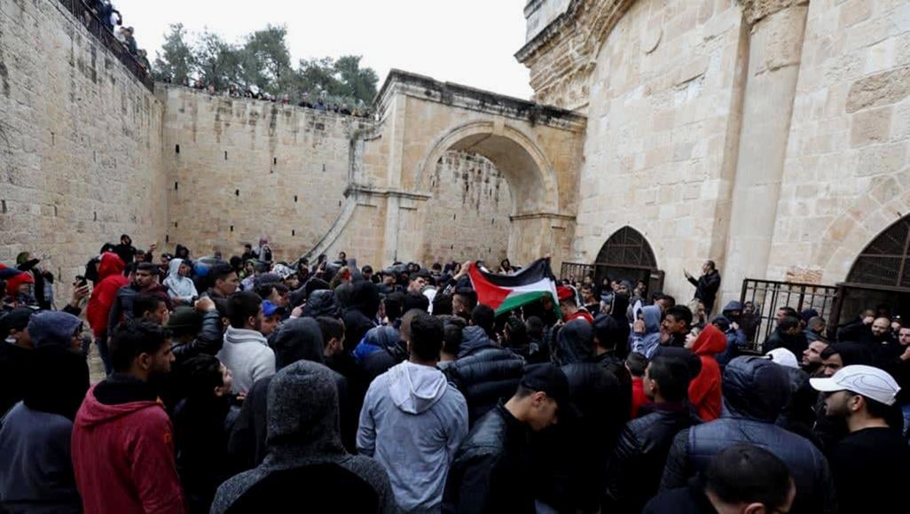 """بالصور  ..  امور لا تعرفها عن باب الرحمة في القدس الشريف  ..  """"تفاصيل"""""""
