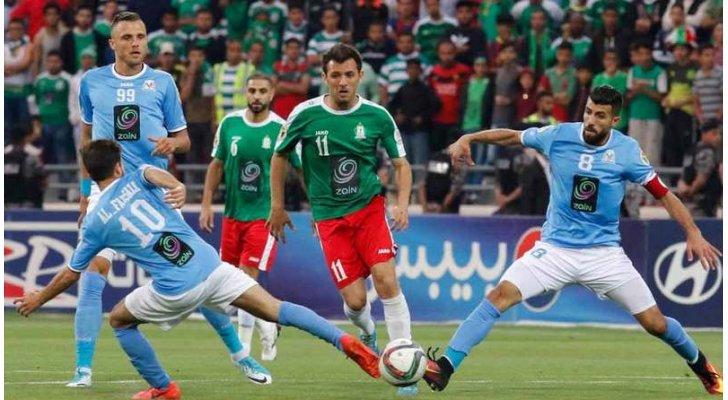 توقعات متباينة لكلاسيكو الكرة الأردنية بين الفيصلي والوحدات