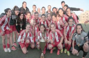 شباب الأردن يسترد لقب الدوري النسوي لكرة القدم
