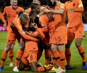 5 مفاجآت تحققت في دوري الأمم الأوروبية