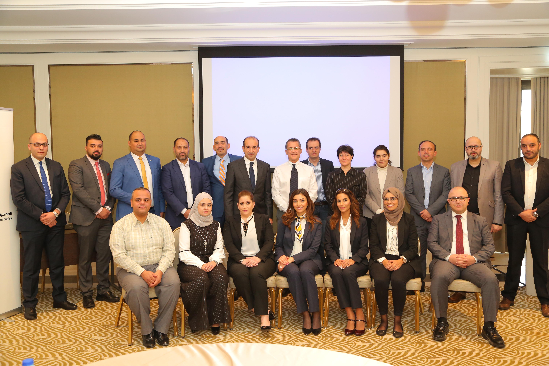 """الجمعية الأردنية لشركات التأجير التمويلي تعقد ورشة عمل IFRS9  مع الخبير العالمي في شؤون التأجير التمويلي السيد شون هالاداي """"Shawn Halladay""""."""