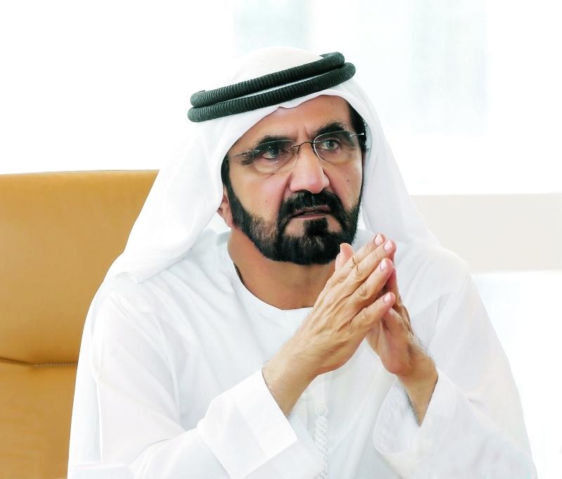 محمد بن راشد يُعلن إجراء تغييرات على هيكل حكومة الإمارات