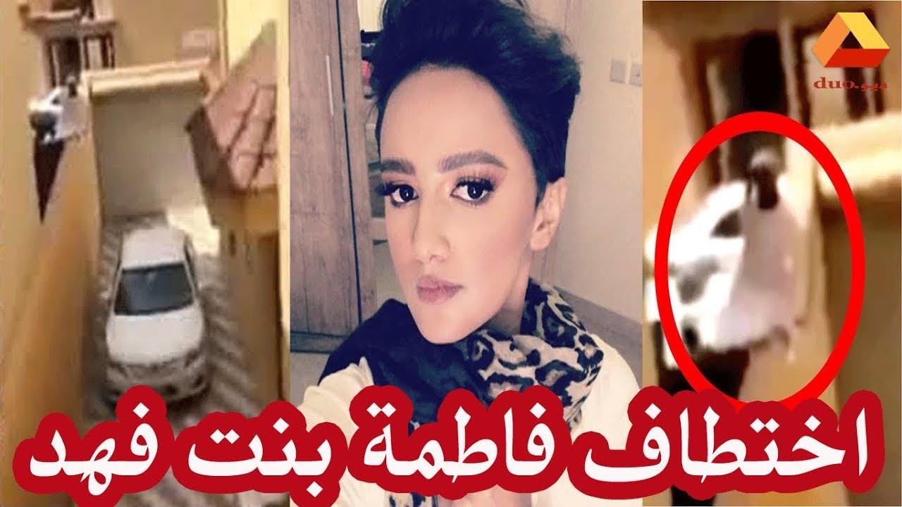 """كانت تحاول الانتحار ..  هذه حقيقة """"فيديو"""" اختطاف سيدة في السعودية"""