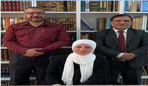 ثلاث علماء أردنيين يبتكرون أول نظرية في الإقتصاد الإسلامي