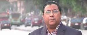 إخلاء سبيل الزميل الصحفي  محمود حسين