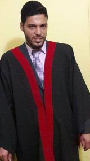 اسامة عمر الجبور .. مبارك التخرج