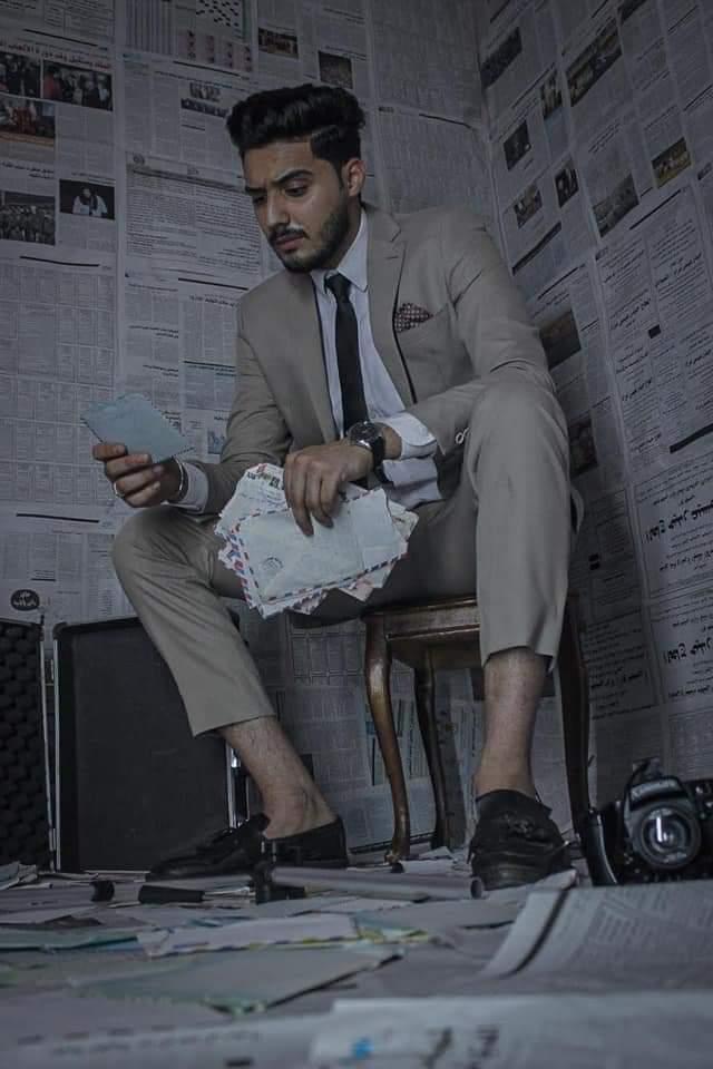 أحمد ماجد .. مبارك التخرج