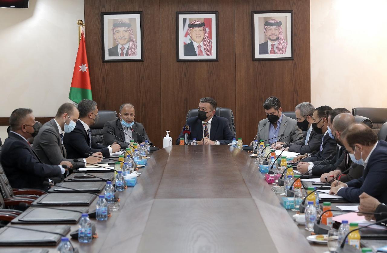 """""""البرلمانية الأردنية الأوروبية"""" تؤكد أهمية الوصاية الهاشمية على المقدسات بالقدس"""