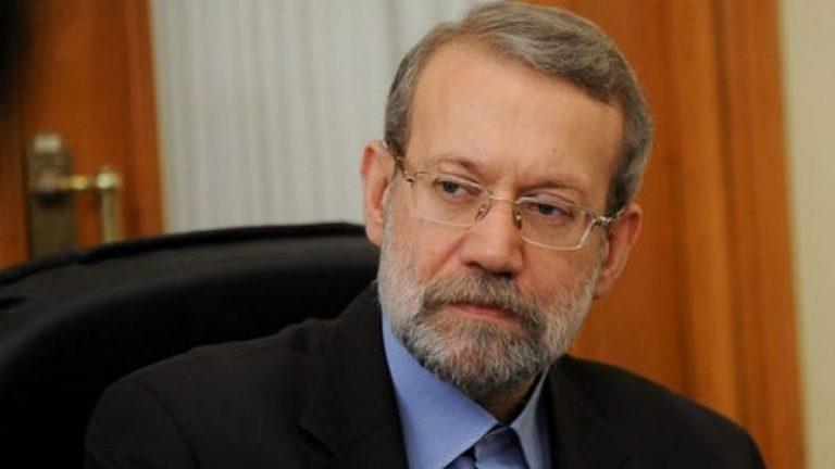 إصابة علي لاريجاني رئيس البرلمان الإيراني بكورونا