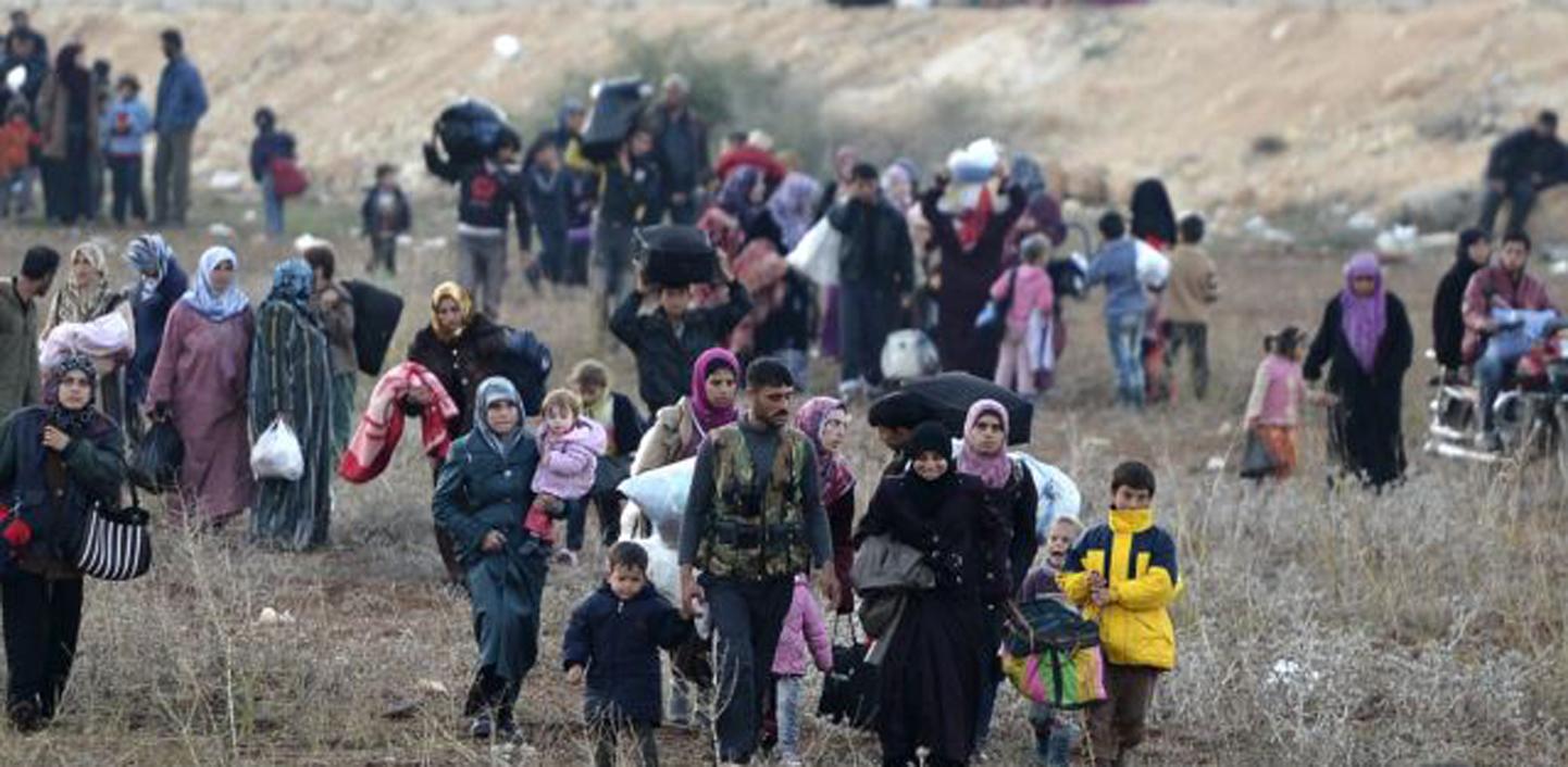 """""""٢٥٠٠"""" لاجئ سوري يعودون  لبلادهم من الأردن خلال شهر"""
