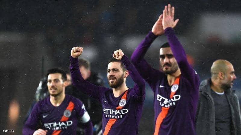 مانشستر سيتي يتأهل إلى نصف نهائي كأس الاتحاد
