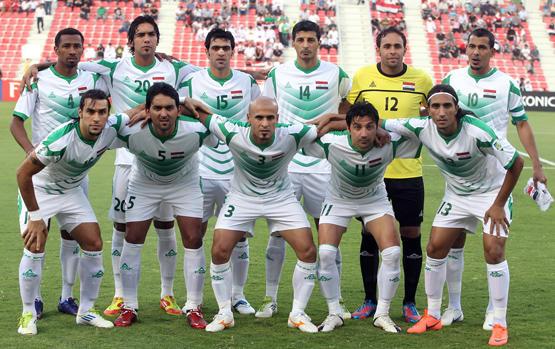 نقل مباريات منتخب العراق للاردن