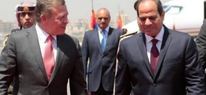 العضايلة: تقدير كبير لمواقف مصر والسيسي تجاه الأردن
