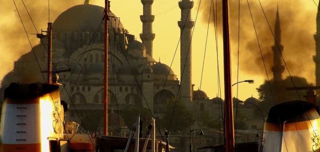 بالصور  ..  بماذا تشتهر تركيا