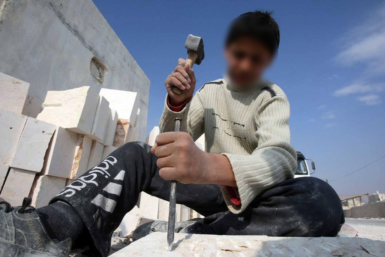 جائحة كورونا تفاقم عمالة الأطفال