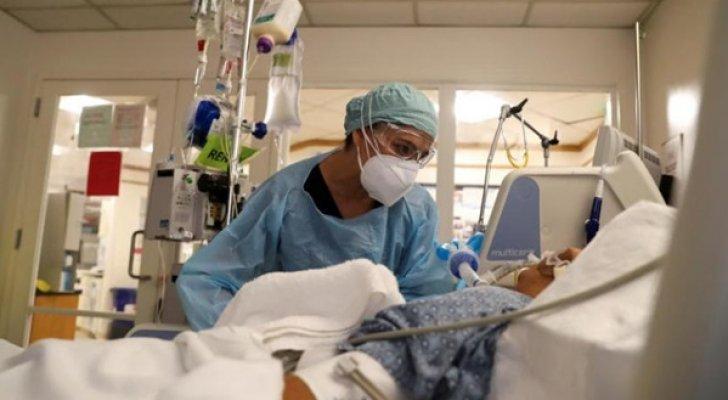 وفاة معلمة بفيروس كورونا في لواء البترا