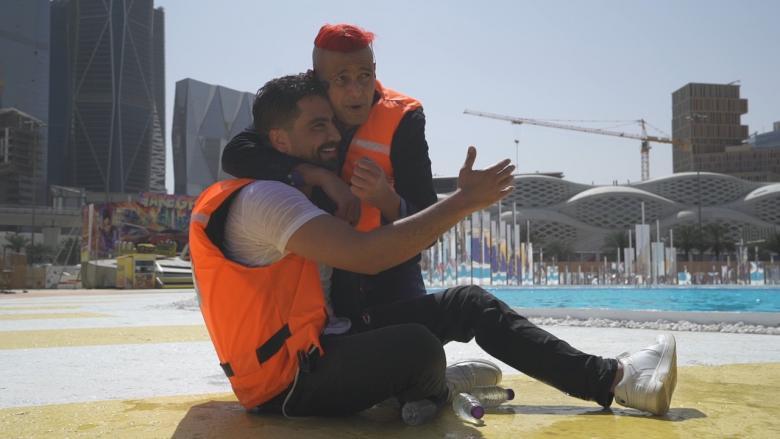 بالفيديو  ..  حلقة معتصم النهار مع رامز جلال تتخطى 1.5 مليون مشاهد خلال أسبوع