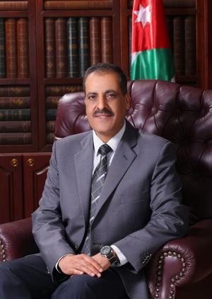 العميد الركن المتقاعد د.أحمد  الدعجة مرشح اللامركزية عن منطقة طارق