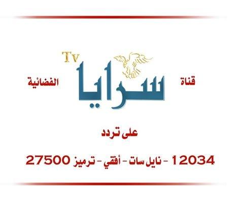 """"""" سرايا """" تطلق بث أول قناة أردنية على الانترنت و نايل سات"""