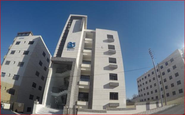 شقة بالاقساط مميزة في منطقة شارع الاردن طابقية