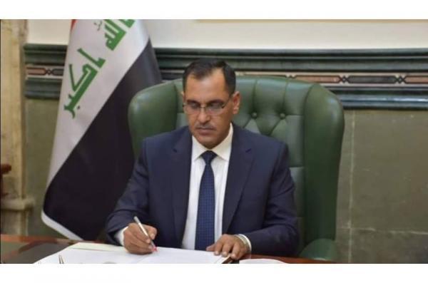 وزير الصناعة العراقي: نشجع استيراد البضائع الأردنية