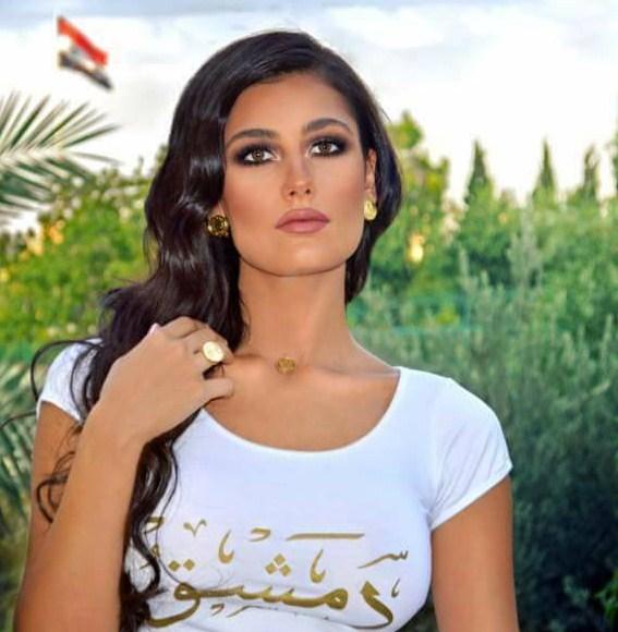 بالصور  ..  وسط الدمار وا لحرب : سوريا تطلق مسابقة ملكة الجمال في طرطوس