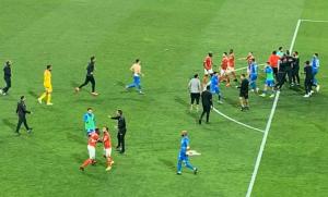 6 لاعبين مهددين بالعقاب بعد أحداث السوبر بين الأهلي والزمالك