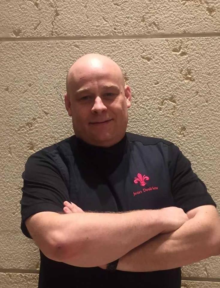 تعيين جان ديزيريكس الشيف التنفيذي الجديد لفندق لجراند عمان