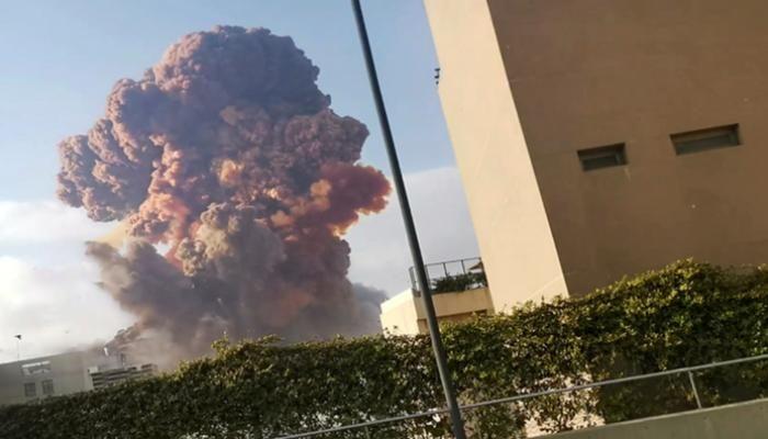 الخارجية: إصابة أردنية في انفجار بيروت