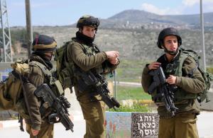 ماذا تفعل قوات الاحتلال في انفاق نابلس القديمة؟