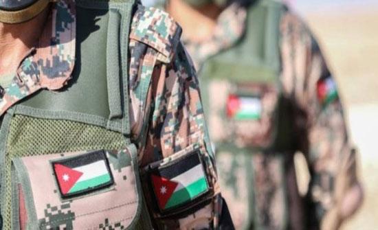 احباط محاولة تسلل اشخاص من الأردن إلى سوريا