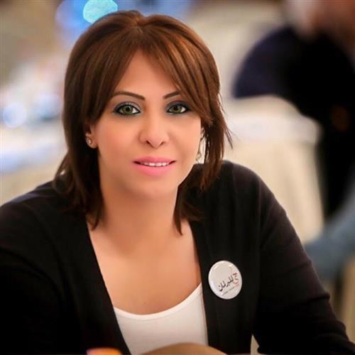 عيد ميلاد الناشطه رانيا حدادين