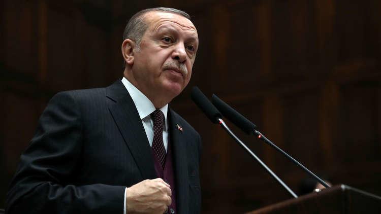 أردوغان: سفاح المسجدين بنيوزيلندا استهدفني أنا شخصيا