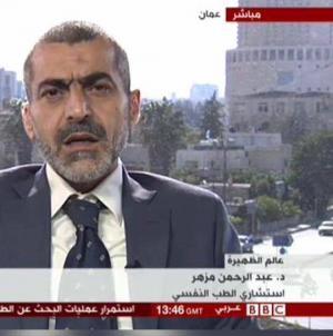 الدكتور عبدالرحمن مزهر يغادر البلد لزفاف نجله