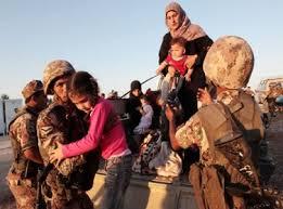 «حرس الحدود» تستقبل 618 لاجئا سوريا