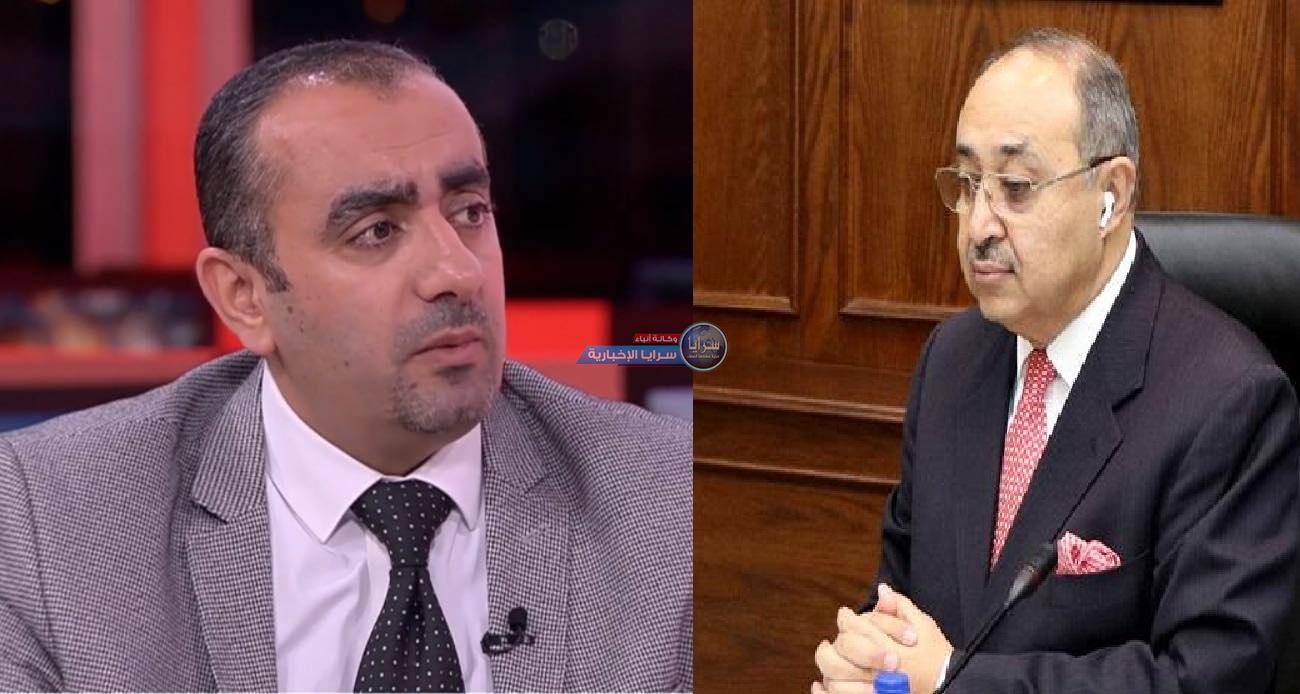 """الشوبكي يرد عبر سرايا على دودين: """"الكهرباء الوطنية تستحق التصفية والحكومة لها الأسم و مديونية 5 مليار"""""""