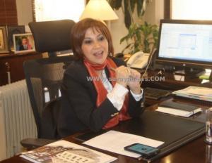 """وزيرة الاتصالات لـ """"سرايا"""": البطاقات المدفوعة مسبقاً لن يشملها قرار فرض """"الدينار"""""""