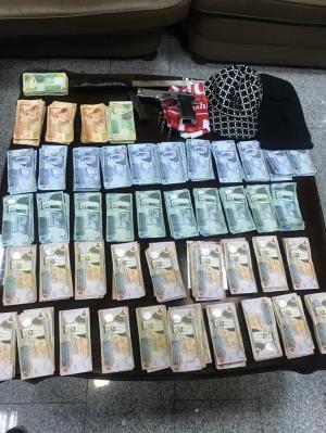 القبض على منفذ السطو المسلح على بنك في عمان