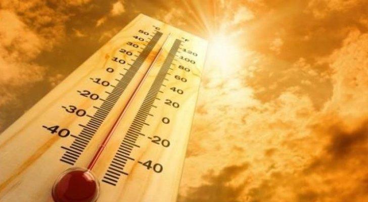 الاردنيون على موعد مع موجة حارة جديدة هذا الأسبوع  ..  تفاصيل جديدة