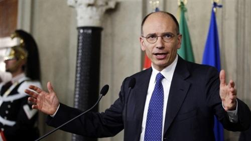سقوط مصابين في اطلاق نار امام مكتب رئيس الوزراء الايطالي