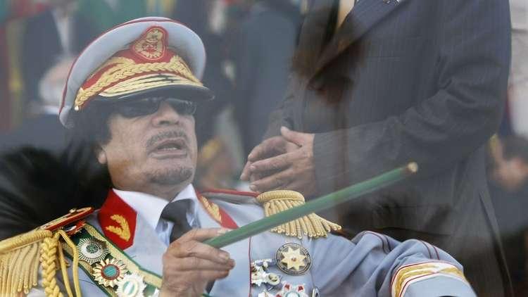 اختفاء أكثر من 10 مليارات يورو من أموال معمر القذافي المجمدة في بلجيكا