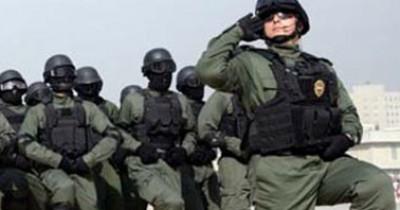 الشرطة العراقية: مسلحون يحرقون 5 مراكز شرطة فى الأنبار