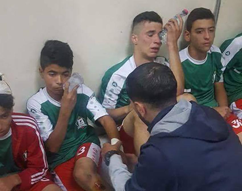 بيان صادر عن نادي الوحدات بخصوص أحداث الاعتداء على ناشئي الفريق تحت 15 عام