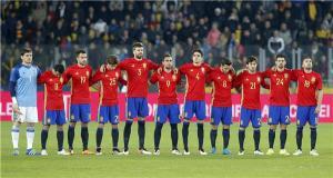 إسبانيا تختبر قوتها بدون لاعبي مدريد في ودية البوسنة