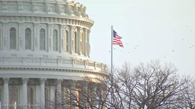 مجلس النواب الأمريكي يصوت بالموافقة على إجراءات عزل الرئيس ترمب ويقر لائحة الاتهام ضده