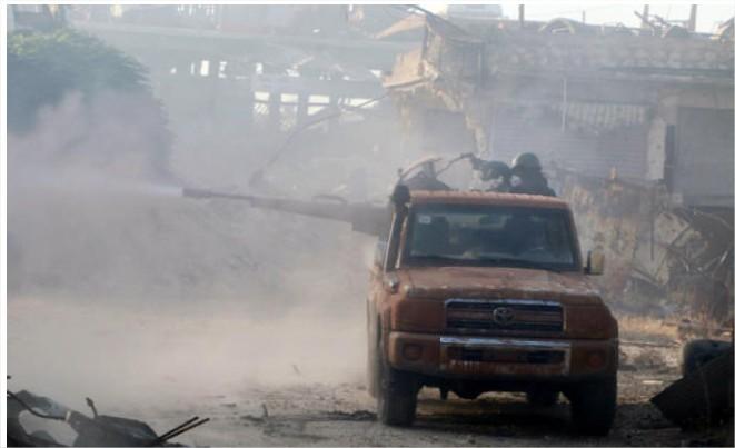من يقاتل من في سورية؟ وما هي التحالفات على الأرض؟